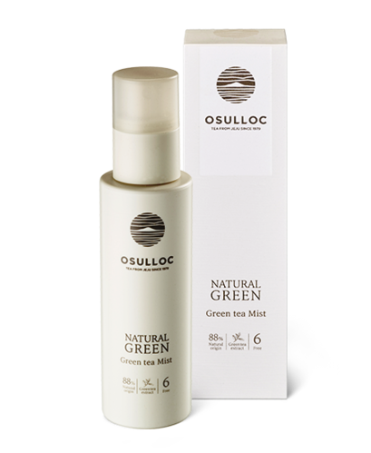 Osulloc Natural Grüer Tee Spray (Anti-Aging Feuchtikeitsspender)/오설록 그린티 미스트